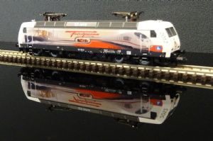 SH-FL781205 Pressnitztalbahn GmbH Electric locomotive BR 145 - 125 Years of Fleischmann Edition